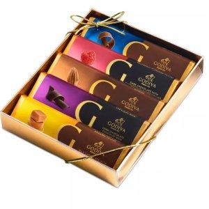 $15.00 买3送1Godiva 巧克力五条装热卖