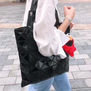 Bao Bao Issey Miyake黑色六格包