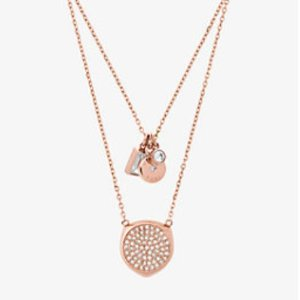Up to 55% Off Select Michael Kors Jewelry @ Michael Kors