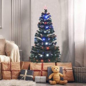 LED发光圣诞树
