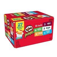 Pringles 薯片 6款口味综合装 共27盒