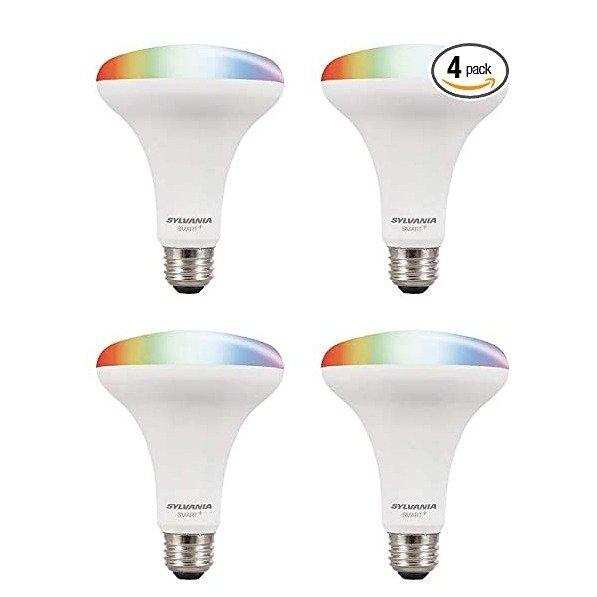 BR30 RGB 智能灯泡 4个