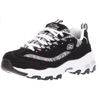 Skechers DLites 女款运动老爹鞋