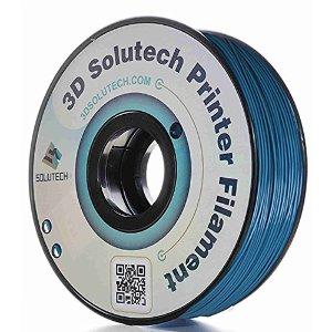 3D Solutech Pastel Blue 3D Printer PLA Filament