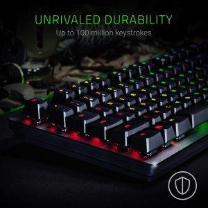 $99.99Razer Huntsman 光学机械轴游戏键盘