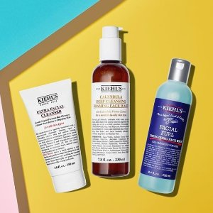 15% Off Kiehl's Since 1851 Beauy Purchase @ Lord + Taylor