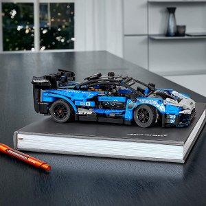6折起 911好价补货LEGO乐高 科技组专场 收JEPP牧马人、迈凯伦塞纳