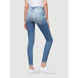 Frame DenimLe High Skinny 牛仔裤