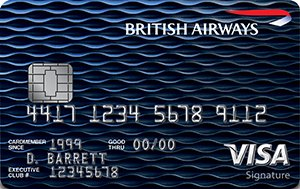 Up to 100,000 Bonus AviosBritish Airways Visa Signature® Card