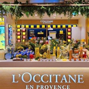 全场8折+最高送11件大礼包黑五来啦:L'occitane 欧舒丹官网 豪礼大放送 收乳木果系列
