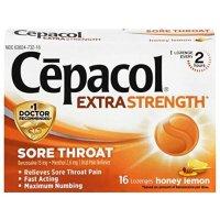 Cepacol 加强型止痛喉糖