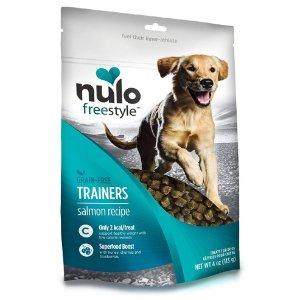 $1.29+包邮白菜价:Nulo 精选无麸质低卡路里狗狗零食 4盎司
