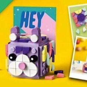 多款新品上市 赠超萌相片架LEGO官网 六一新品大合集 大朋友小朋友礼物全都有