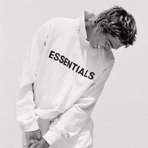 收藏本帖 发售抢款不迷路Fea of God副线 Essentials SS2020新款即将发售 已有3款上线