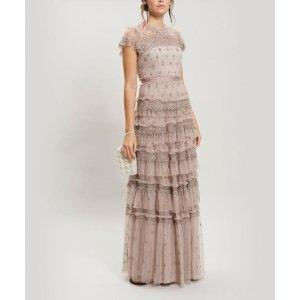 NEEDLE & THREAD相当于$419蕾丝裙