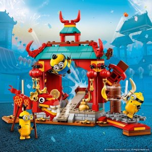 LegoComing soon on 4/26Minions Kung Fu Battle 75550 | LEGO® Minions | Buy online at the Official LEGO® Shop US