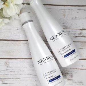 $9.5(原价$13.96)Nexxus Therappe 超保湿洗发水(400ml)顶级沙龙配方~