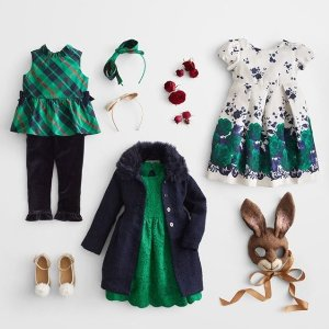 Up to 60% Off + Extra 15% OffKids Clothes Sale @ Janie And Jack
