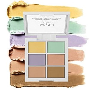 $8.99NYX PROFESSIONAL MAKEUP Color Correcting Palette