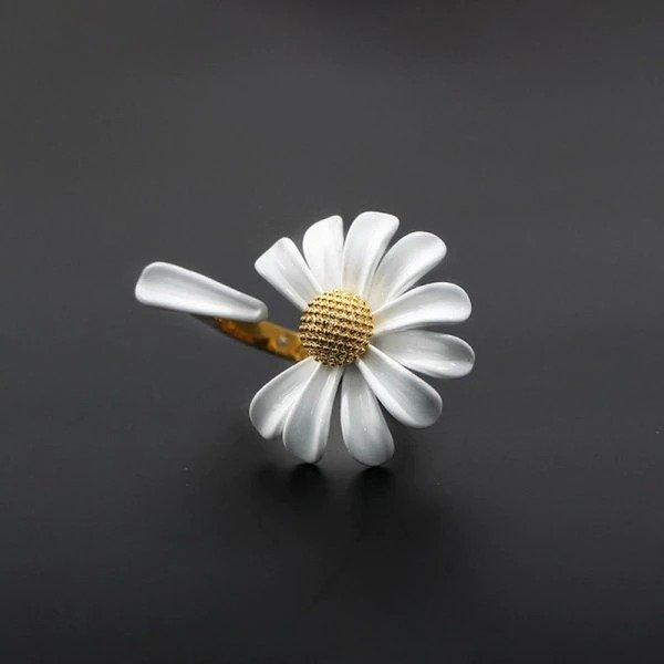 小雏菊戒指