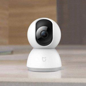 7.5折 仅€29.99 亚马逊精选小米 智能360°监控摄像头热卖 1080P高清 双向语音可夜视