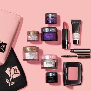 Free GiftLancome Beauty and Skincare on Sale