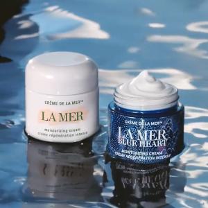 共送8件套!单个面霜即可获赠独家:La Mer海蓝之谜 赠品加码 含4*30ml护肤、17.5ml面霜等