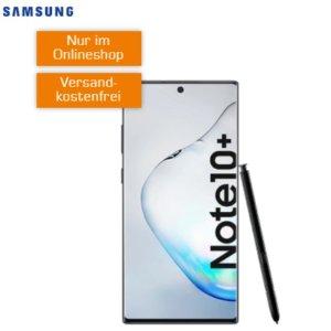 每月12GB流量 一次性购机费直降50欧三星Galaxy Note 10 Plus超值合同机