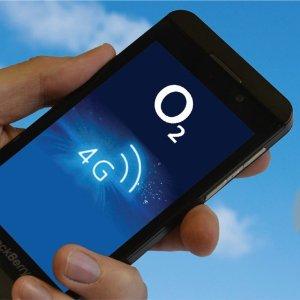 每月仅需£16.00O2 无限量通话+短信+5GB流量