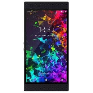 $399.99 收120Hz 2k屏旗舰游戏手机Razer Phone 2 120Hz, 845, 8GB+64GB 解锁版 智能手机