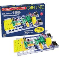 ELENCO Snap Circuits 声光电电路学习搭建组合