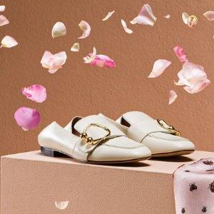 新用户9折 £395收SW 5050过膝靴Moda Operandi 全场大牌设计热卖 收Danse Lente、Loewe