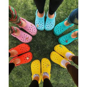 8折 收夏日玩水必备Crocs官网 新款洞洞鞋特卖