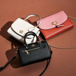 Starting From $100+Coach Outlet Mini Bags
