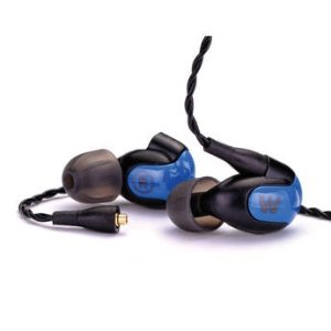 Westone W40 Quad Driver Universal Fit Noise-Isolating Earphones