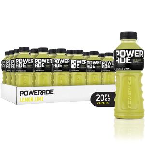 POWERADE 柠檬味电解质运动饮料 20oz 24瓶