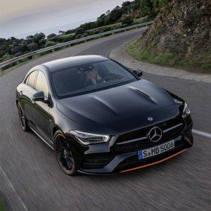 增幅可达10% 3万7美金起售2020 Mercedes-Benz CLA 价格大幅上涨