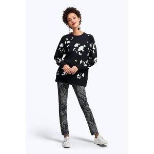 Marc JacobsSpot Printed Oversized Sweatshirt | Marc Jacobs