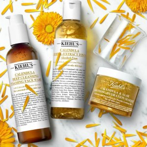 Last Day: 15% Off + Free GiftSet Sale @ Kiehl's