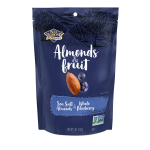 $3.08起+包邮Blue Diamond Almonds 杏仁+果干混合装 5oz
