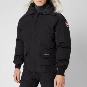 Canada Goose短款羽绒服外套