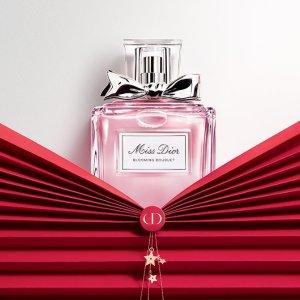 限时满£80赠新春限量Rouge Dior化妆包Dior官网 新年全网美妆热卖  全新上市烈焰蓝金情人节限量口红