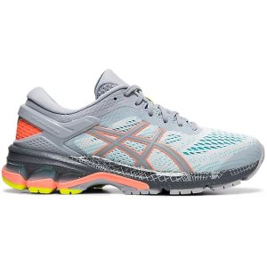 AsicsGEL-KAYANO 26灰色运动鞋