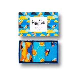 Happy Socks袜子套装 3只装