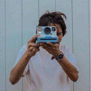 低至5折 $129收数码拍立得Polaroid 宝丽来拍立得复古相机系列