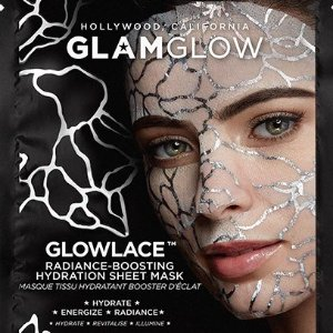 New Arrival $10GLOWLACE™ Radiance-Boosting Hydration Sheet Mask