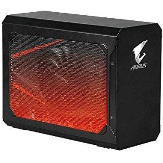 $499.99 (原价$599.99)Gigabyte AORUS Gaming Box GTX 1070 外置游戏显卡盒子