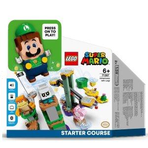 售价$79LEGO 超级玛丽系列 Luigi起始包预定