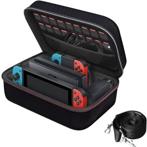 $23.69Nintendo Switch Game Traveler Deluxe and Storage Case