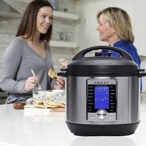 $99.99(原价$199.99)Instant Pot 6夸脱容量 10合1多用途电压力锅